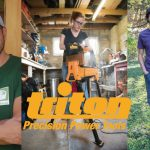Woodworking YouTube trio become Triton ambassadors