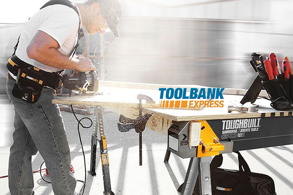 Toolbank become exclusive distribution partner for ToughBuilt