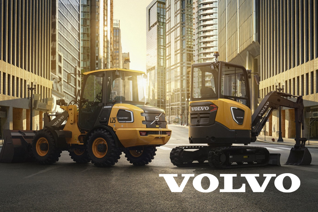 Volvo places construction companies ahead of the pack