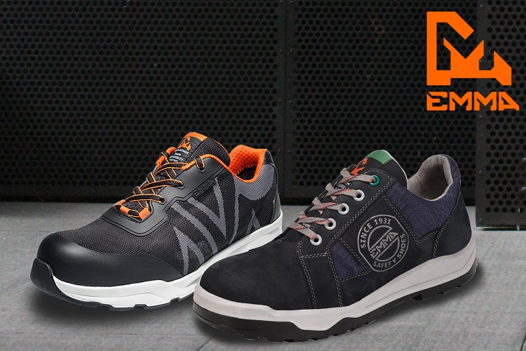 EMMA Safety Footwear just got safer for you and the environment