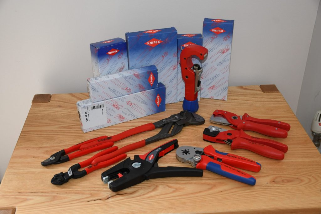 Reviews: (K)New from Knipex – Gripping and cutting sophistication