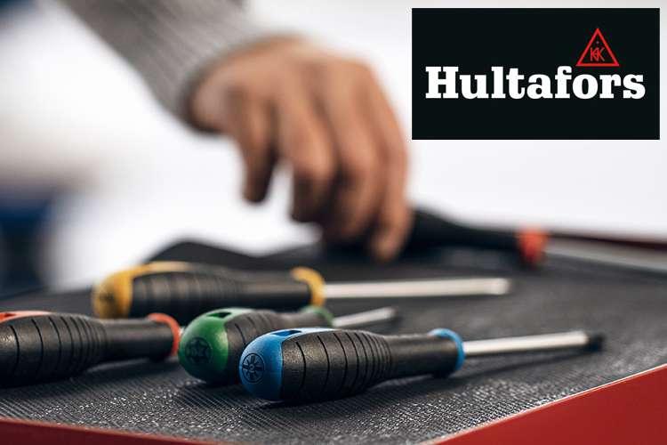 Hultafors Tools' new range of screwdrivers
