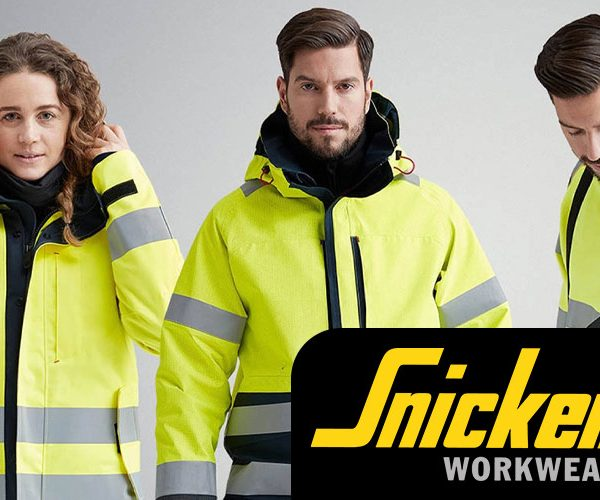 Stay safe with Snickers Workwear protective wear solutions for men and women