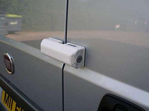 Milenco Van Door Deadlock TwinPack