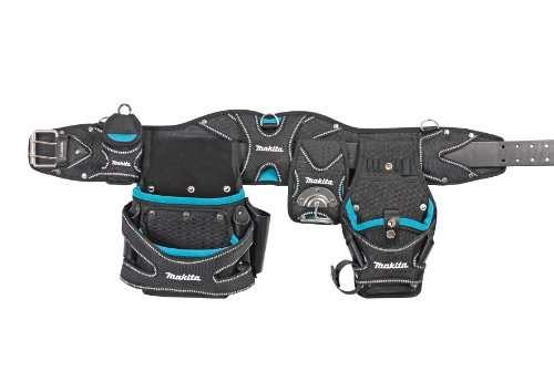 Makita P-71897 Makita P-71897 New Blue Super Heavy Weight Champion Belt Set 1 Black