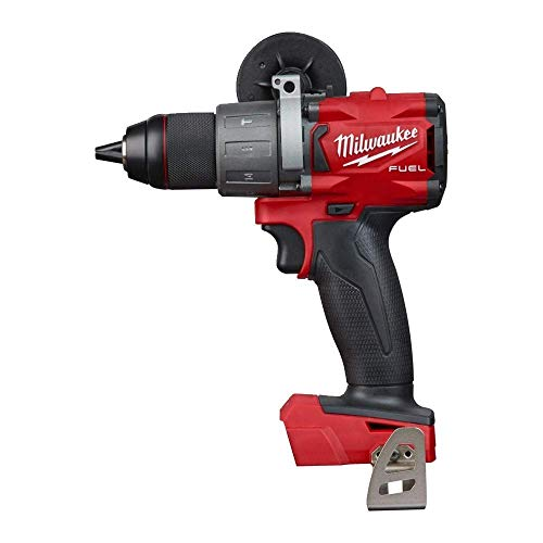 Milwaukee M18 Li-Ion 1/2″ Fuel Percussion Drill Body Only, 18 V