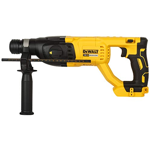 Dewalt –Hammer electroneumático Brushless XR 18V SDS-Plus 2,6j 3Modes Without Charger/Battery with Case Tstak