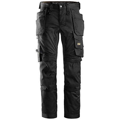 Snickers Workwear Men's Workwear Shorts, Black, 50W / 32L
