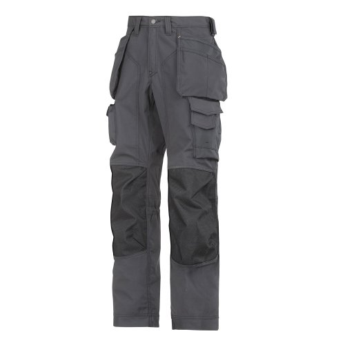 Snickers 3223 Floor layer Trousers, Multicoloured, 100, Short 100 (W36 L30)