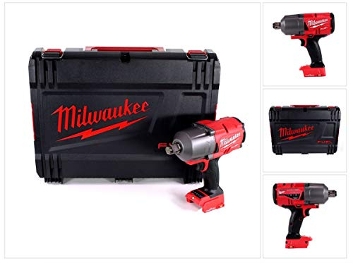 Milwaukee 8v M18 3/4in One-Key Fuel High Torque Impact Wrench HD Carry Case, 18 V