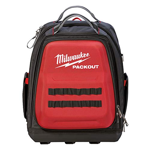 Milwaukee PACKOUT Backpack, Red