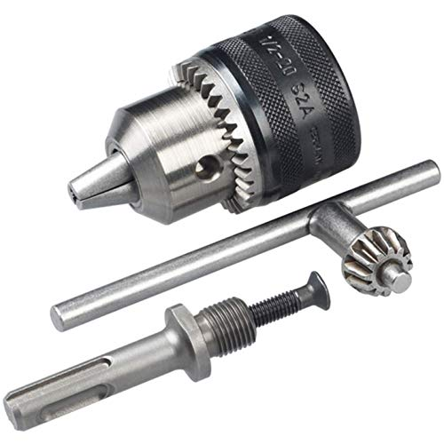 Bosch SDS-Plus Adapter with Drill Chuck (1.5-13mm)