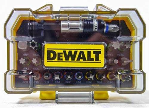 DeWalt 32 Piece XR Professional Magnetic Screwdriver Bit Accessory Set