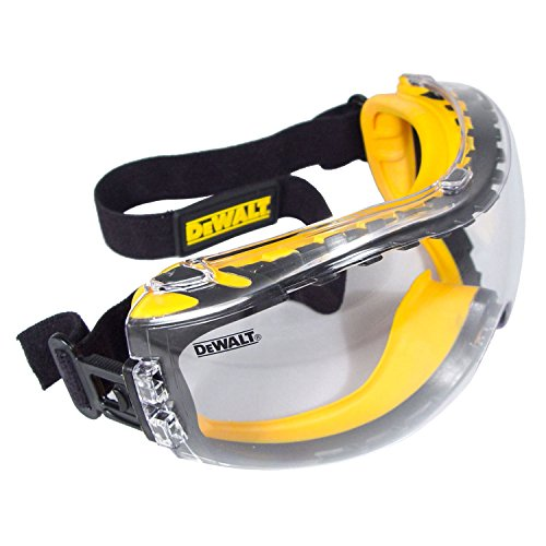 DeWalt GOGGLE Concealer Clear Goggle DPG82-11D