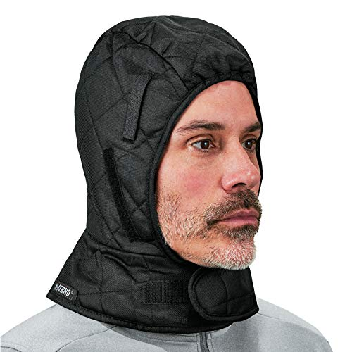 N-Ferno 6867 Thermal Insulated Hard Hat/Helmet Winter Liner, Black