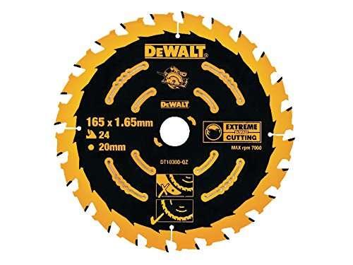 DeWalt 165mm Corded Extreme Framing Blade