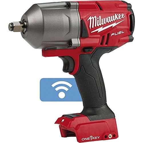 Milwaukee 18V Body Only Cordless Impact Wrench, 18 V