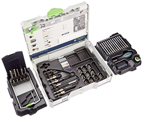 Festool SYS 1 CE-SORT Assembly Package – Multi-Colour
