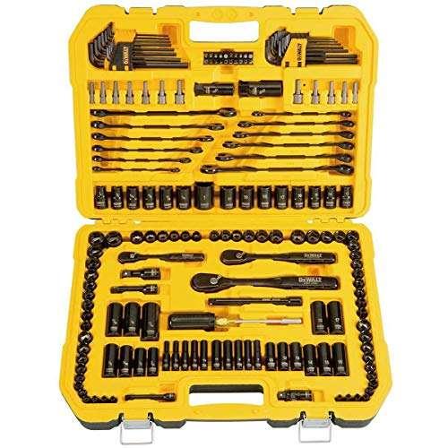 DEWALT¨ 181 Piece Mechanics Tool Set