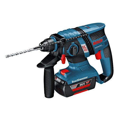 Bosch Professional GBH 36 V-EC Compact Cordless Rotary Hammer Drill