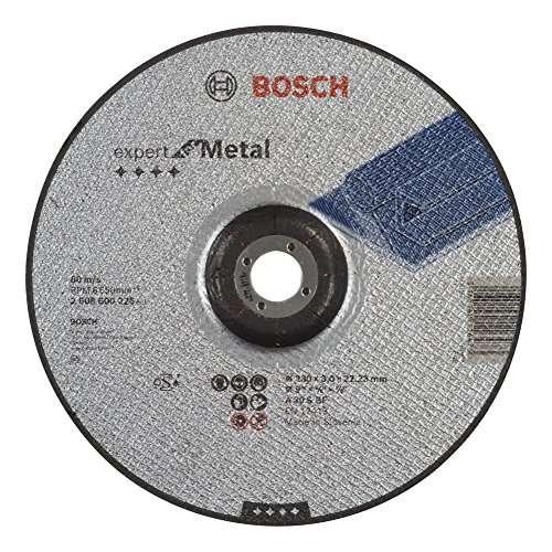 Bosch Professional 2608600226 Metal Cutting disc 230×22.2×3