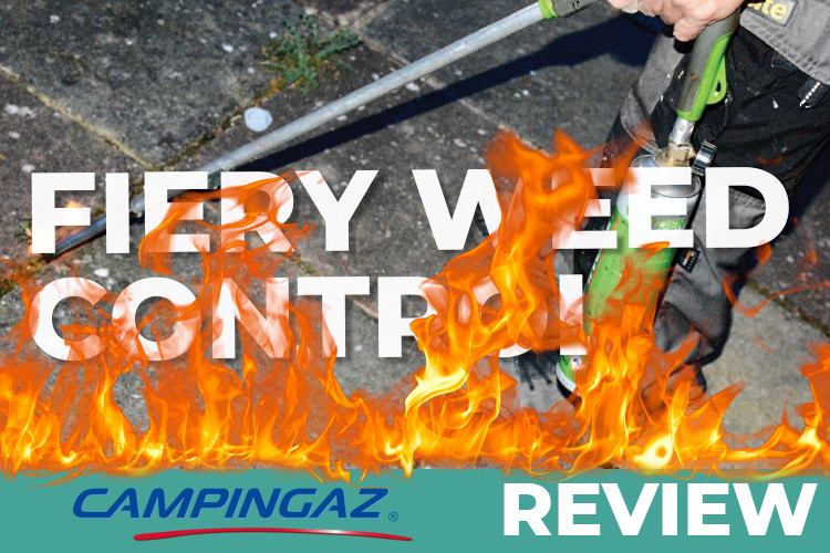 CAMPINGAZ Garden Torches – Fiery Weed Control