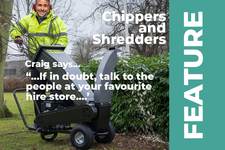 Chippers and Shredders – By Craig Phillips