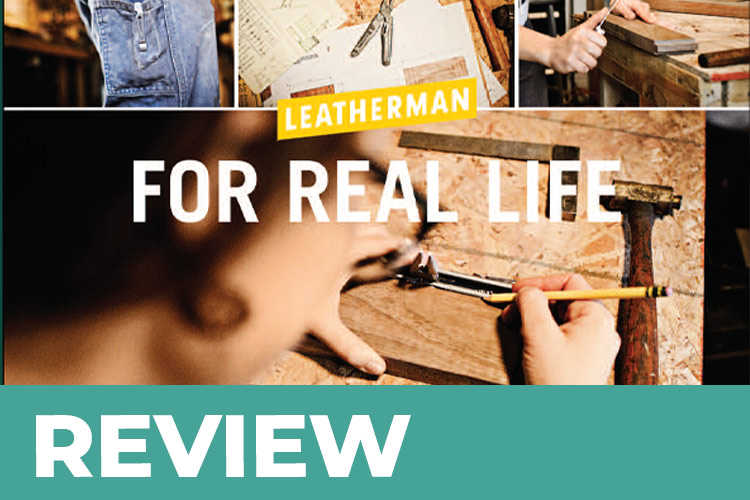 It's Crunch Time from Leatherman – The Compact Multitool