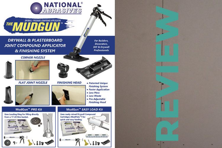 The MudGun from National Abrasives