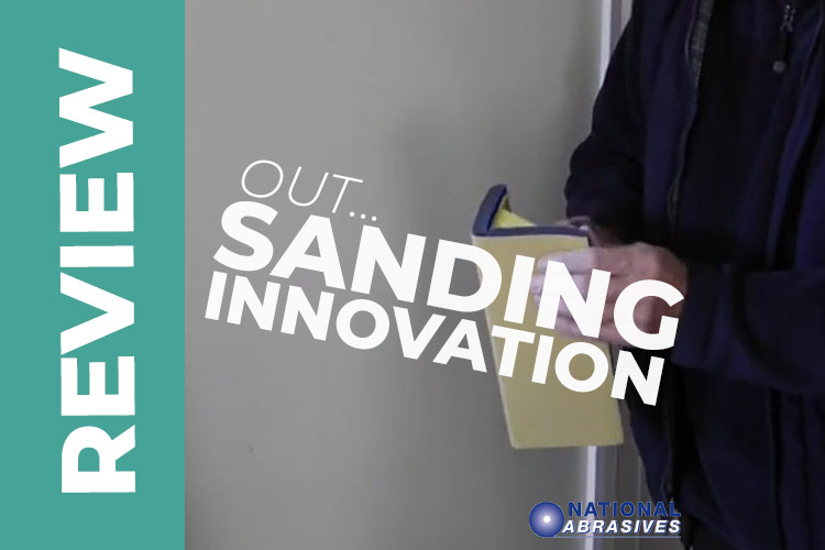 Sanding Innovations from National Abrasives Walls, Floors, Ceilings and Corners Get the Treatment