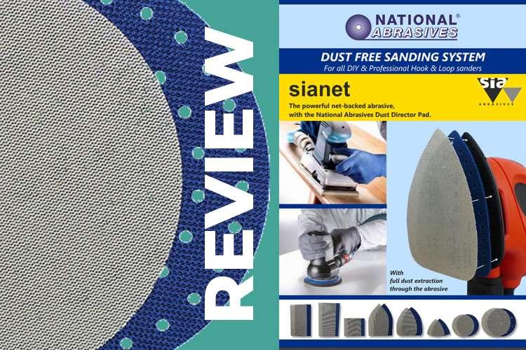 National Abrasives Introduce Sianet