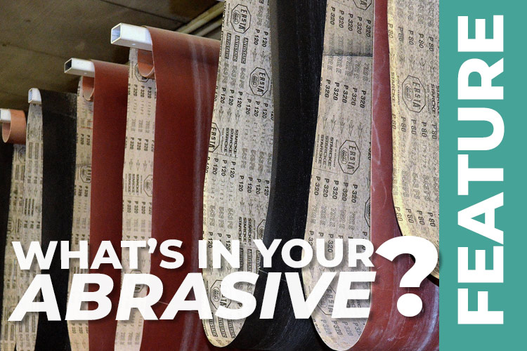 What's in your abrasive?