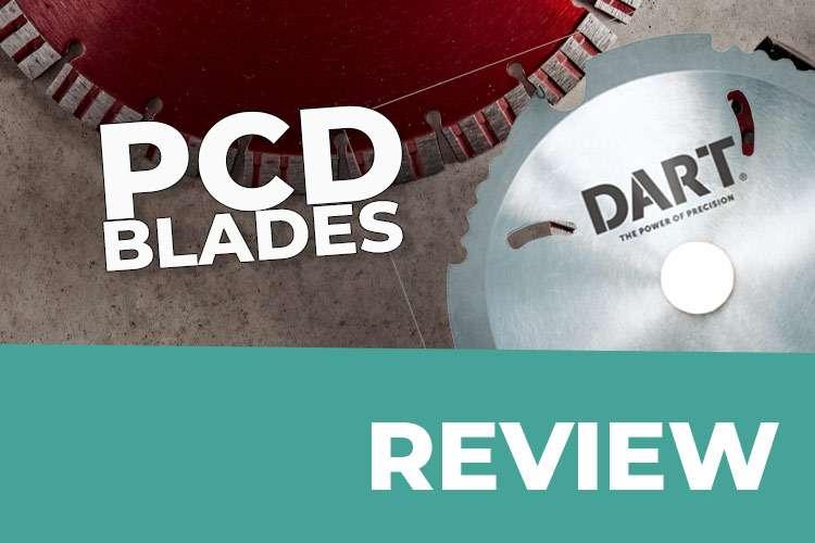 DART PCD Blades – Tough & Long Lasting!