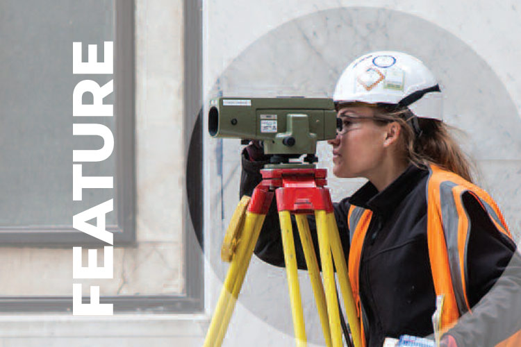 'Spotlight on…women in construction' campaign