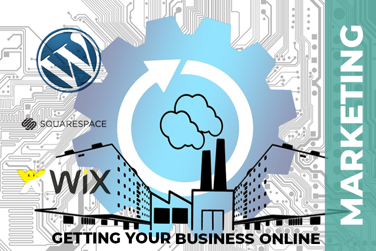 The Easy ways to set up a website as a sole trader or small business