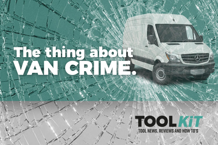 The Thing About Van Crime