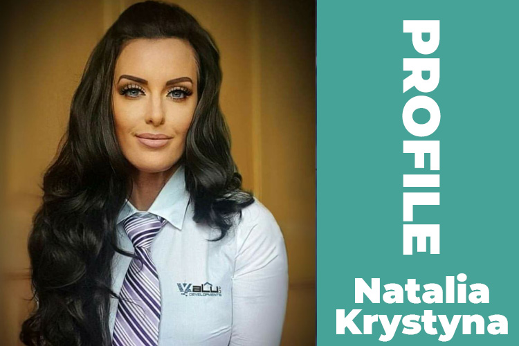 People in Business Profile Natalia Krystyna