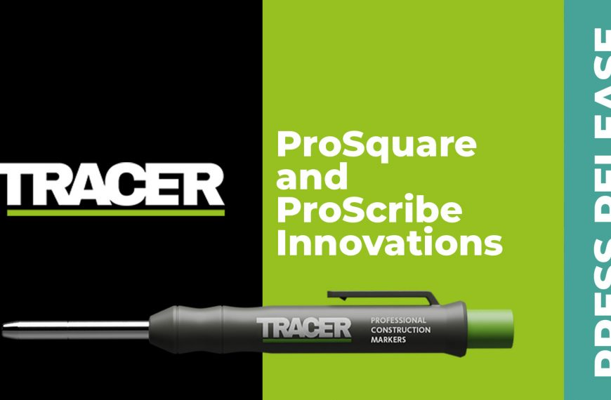TRACER introduce two new innovations to their range