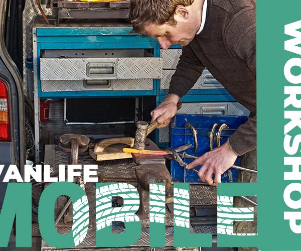 Your Van, your Mobile Workshop