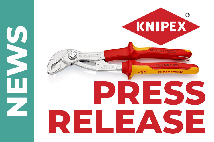 KNIPEX launches two new Pliers Wrench Sets
