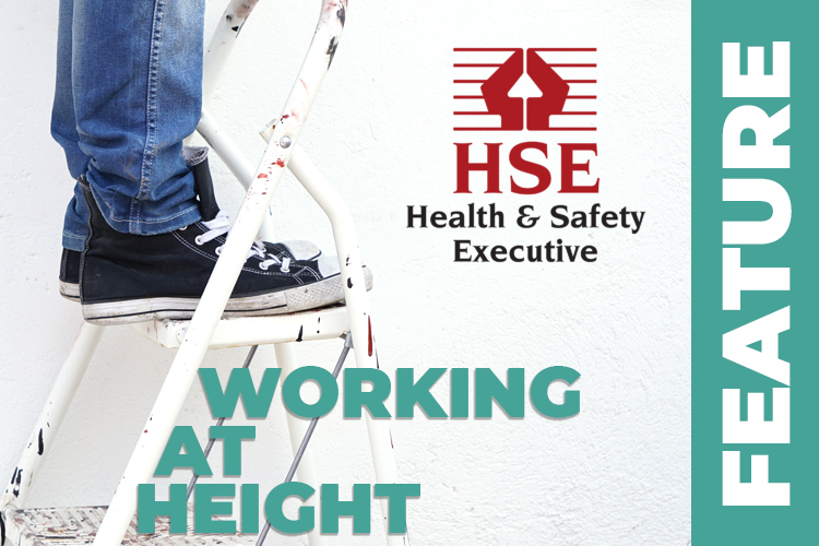 Working at Height and Safe Use of Ladders