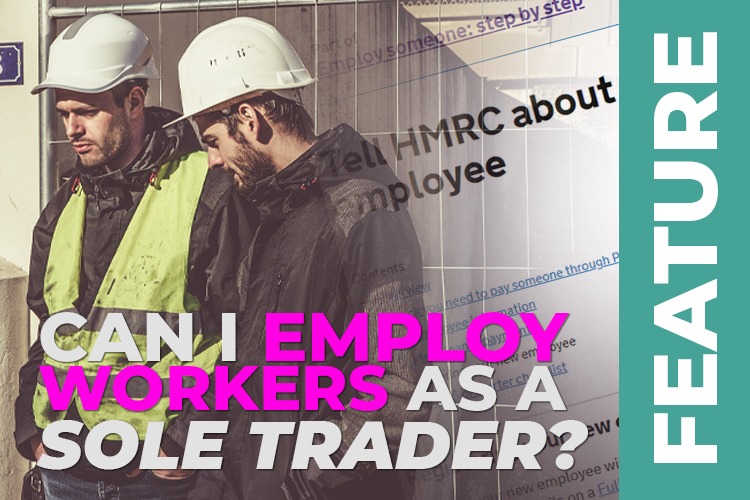 Can You Employ Someone as a Sole Trader?