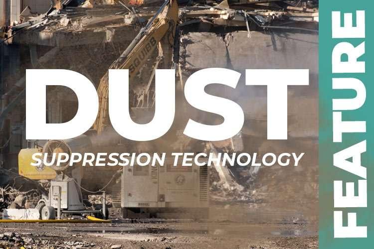 Dust Suppression Technology