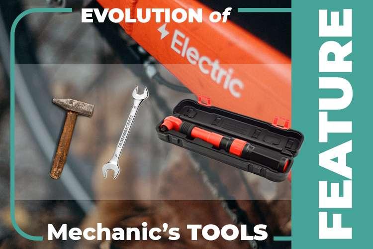 Evolution of Mechanic's Tools