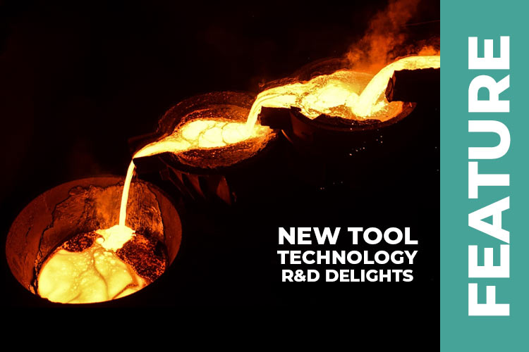New Tool Technology R&D Delights