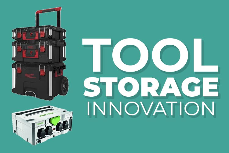 Storage of Tools – Continual Improvement and Practicality