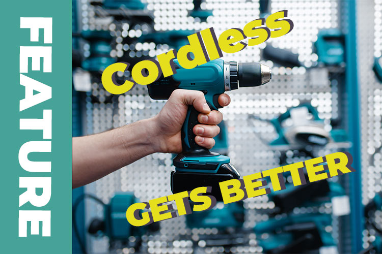 Cordless Tool Power is maturing – what that means to traders