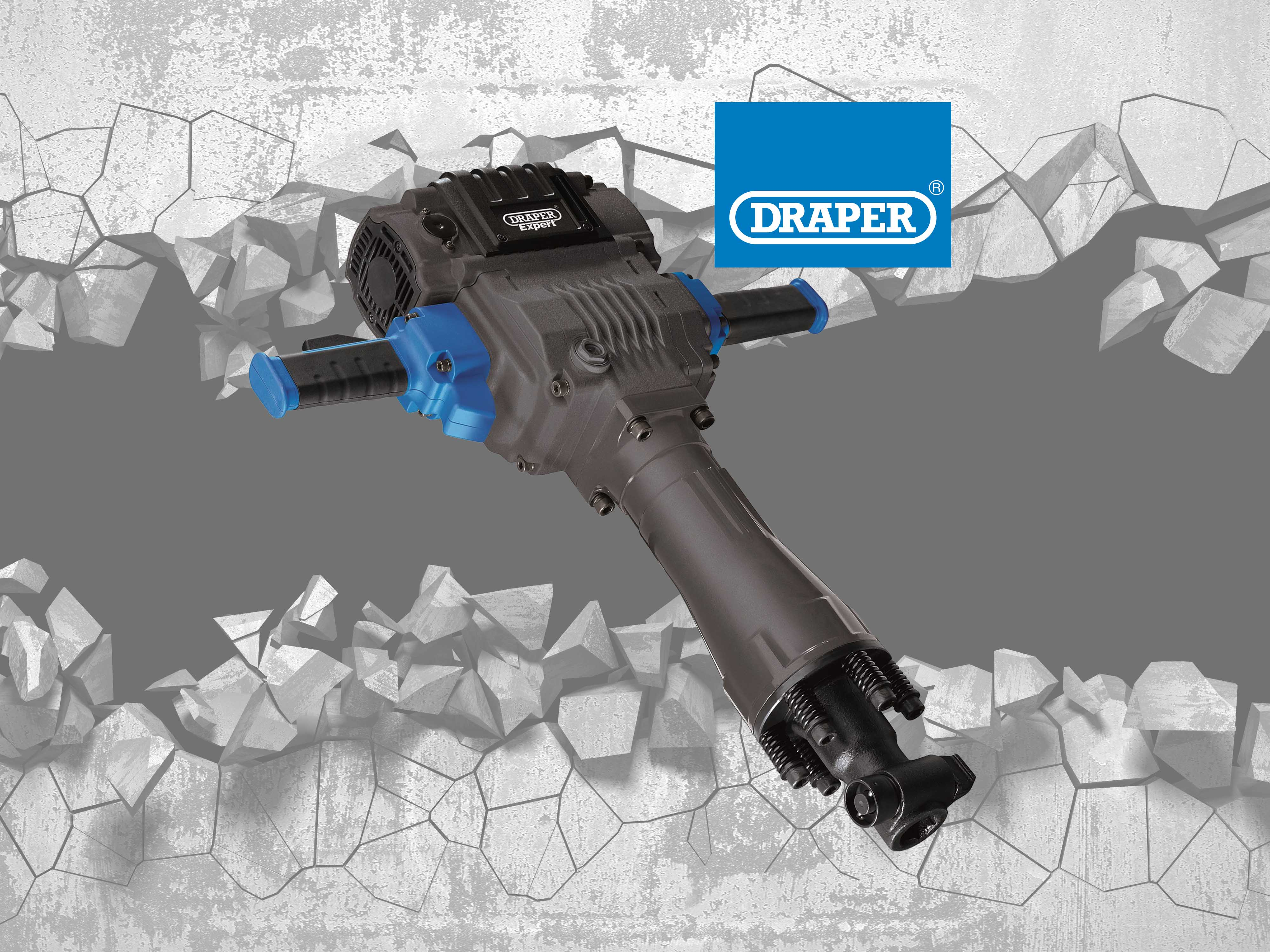 Draper Expert T- Handle Hex Breaker – Breaking up is so easy to do