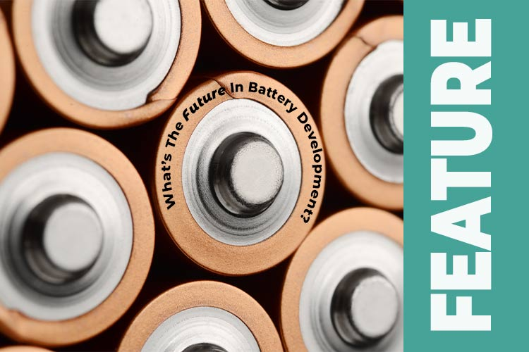 Future battery development for high demand devices