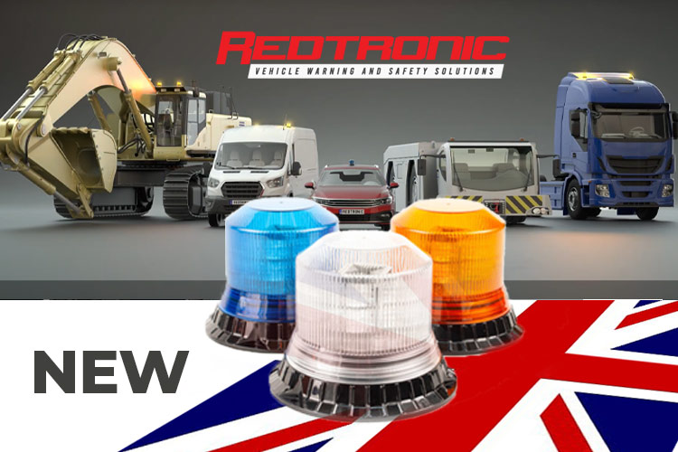 Redtronic launches NEW Tornado B110 and B150 Beacons